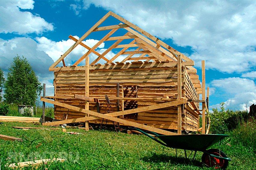 Где можно узаконить самовольные построики